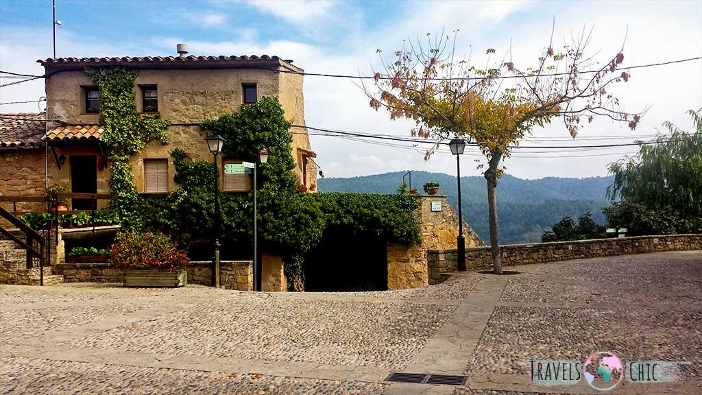 Mura uno de los pueblos con más encanto en Cataluña y cerca de Barcelona