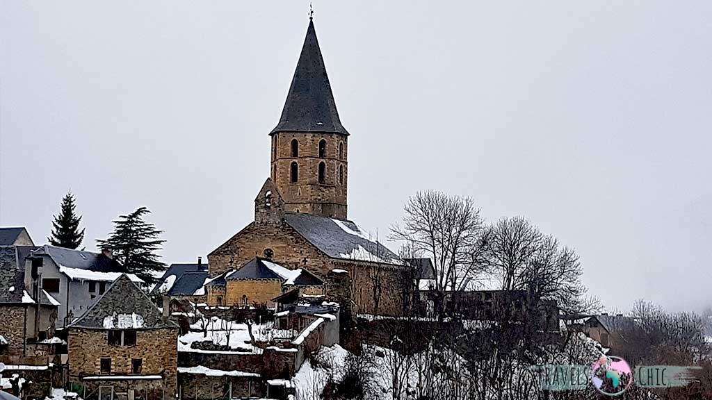 Salardú uno de los pueblos con más encanto en Navidad
