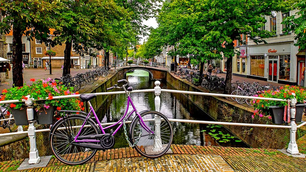 Vivir en Holanda