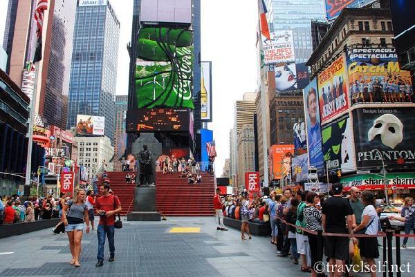Таймс Сквер фото Times Square