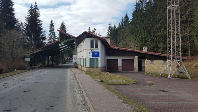 budynek graniczny
