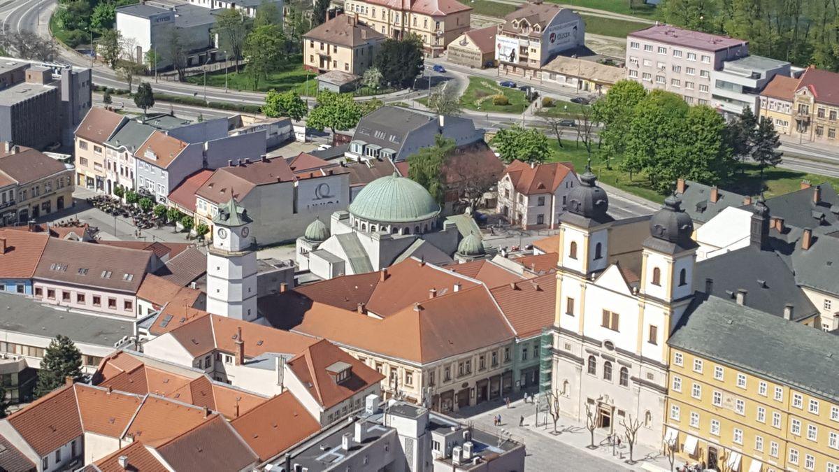 synagoga z gory