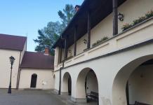 Kończyce Małe - zamek