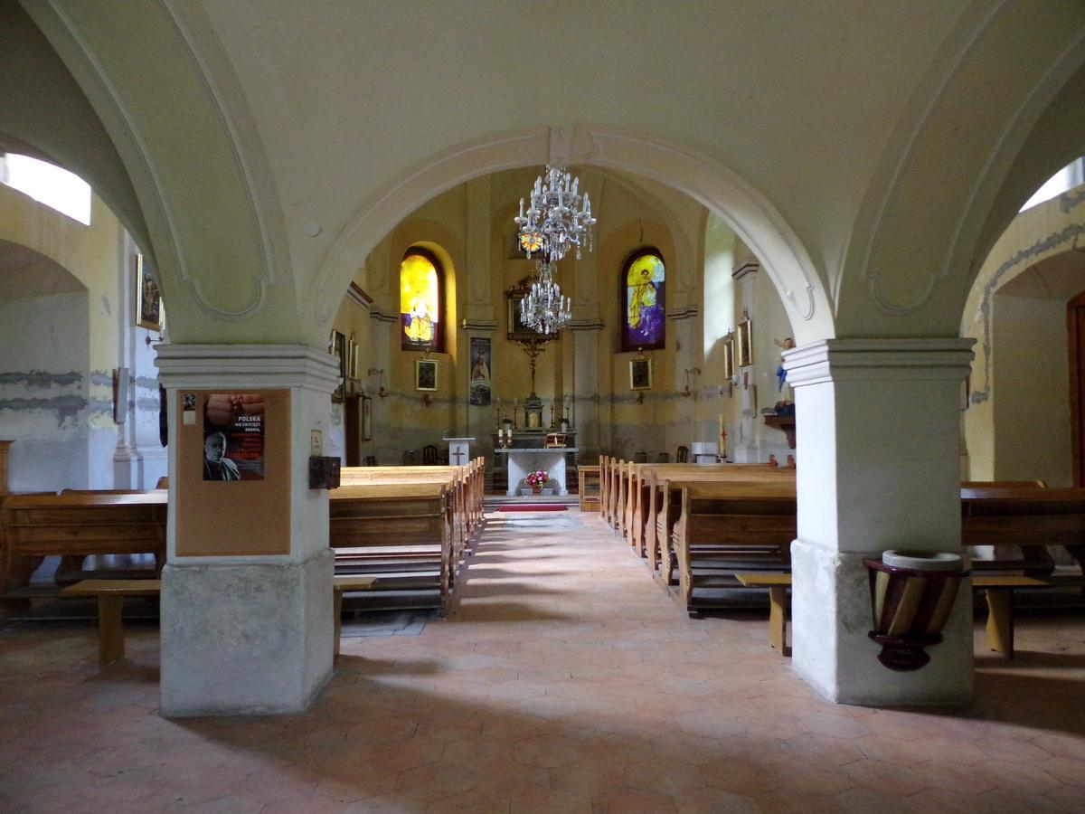 kaplica konczyce