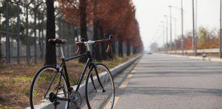 Decathlon - rower szosowy