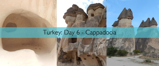 Turkey Day 6 - Cappadocia