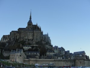 Europe - France - Mont-Saint-Michel - (13)