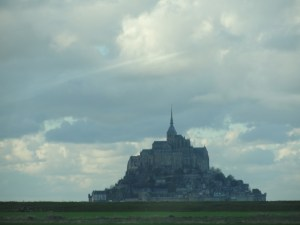 Europe - France - Mont-Saint-Michel - (4)