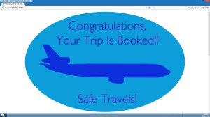 Trip Is Booked Final
