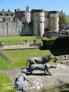 Europe - England - Tower Of London - (1)