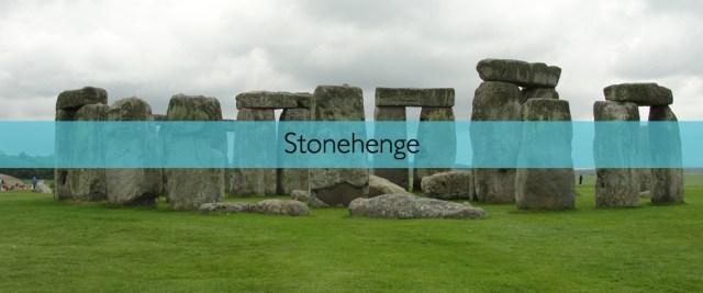 Europe - England - Stonehenge - 01