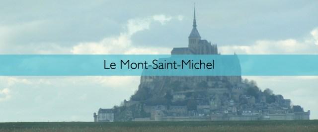 Europe - France - Le Mont-Saint-Michel 01