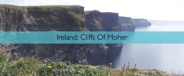 Europe - Ireland - Cliffs of Moher - 01