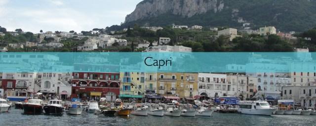 Europe - Italy - Capri - 01