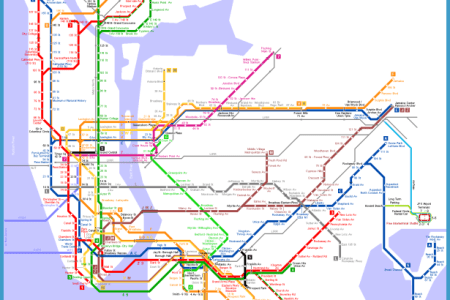 New York Map Tourist Full HD Pictures K Ultra Full Wallpapers - New york attractions map pdf