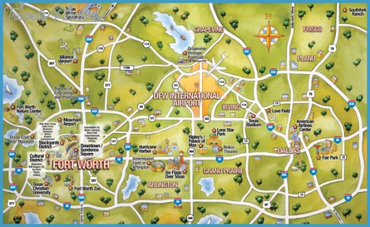 grand prairie downtown map » ..:: Edi Maps ::.. | Full HD Maps