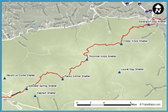 map of appalachain trail » World Maps Wallpaper | Free Maps
