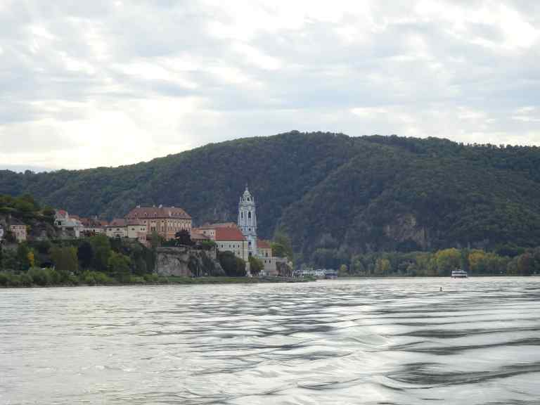 Danube River cruise from Krems-au-Donau to Melk (not all in Durnstein)