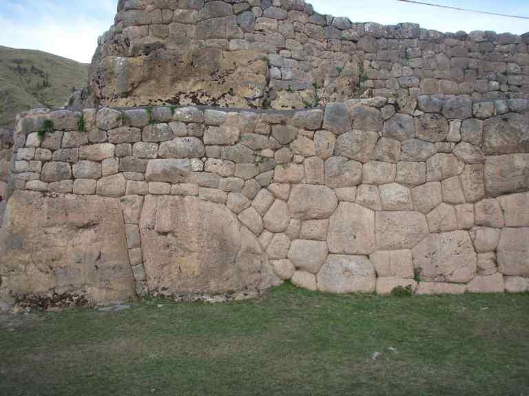 Cusco - Puka pukara 1