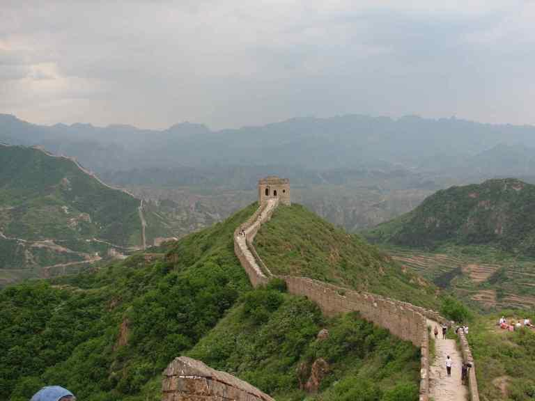 Great wall walk - Jinshanling to Simatai