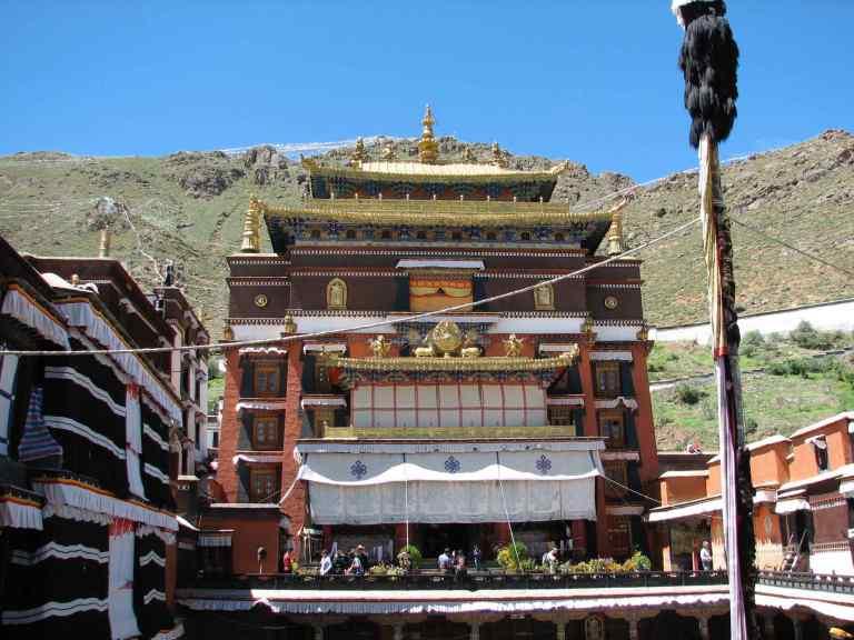 Shigatse - Tashilhunpo