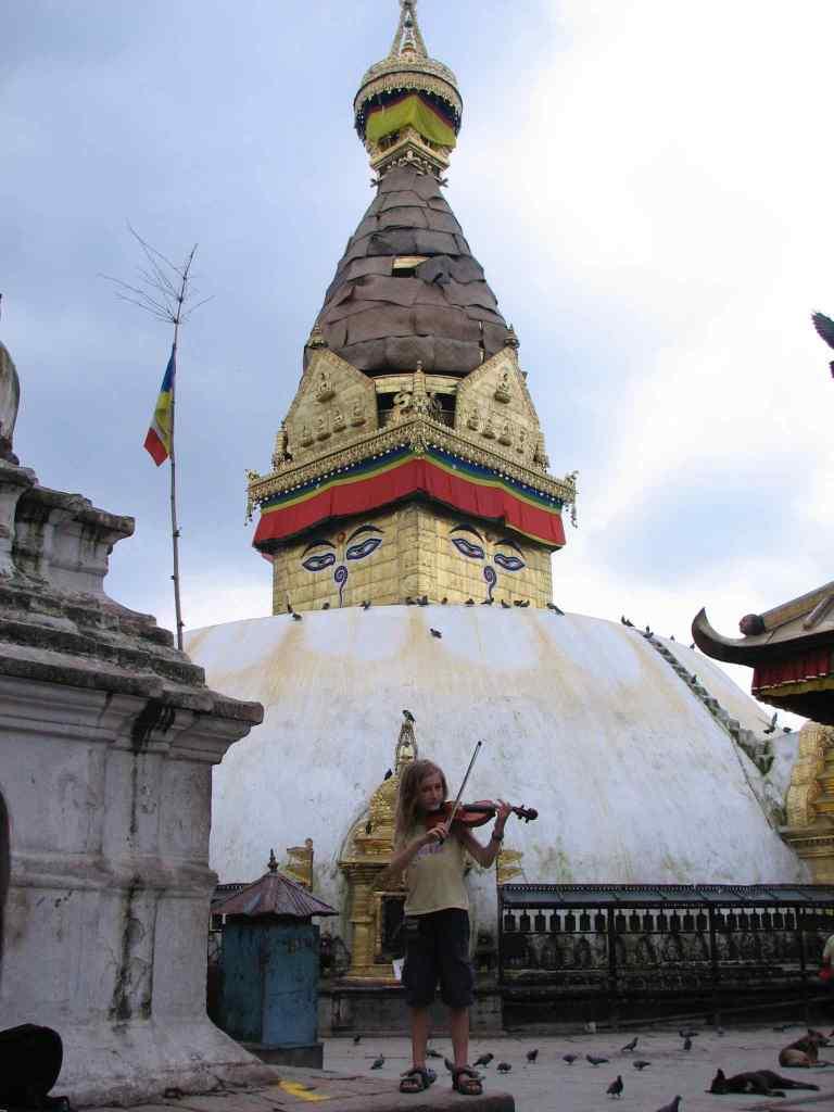 Kathmandu - Swayambunath