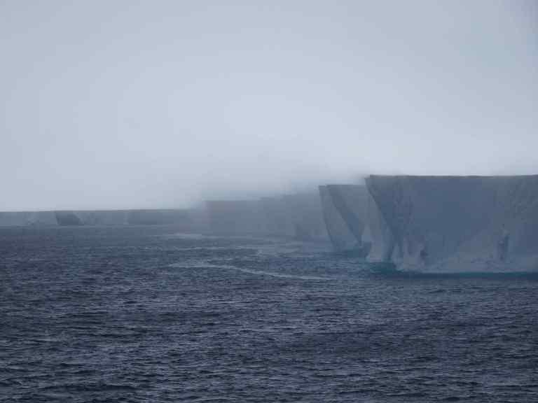 Ross Ice Shelf – Version 2