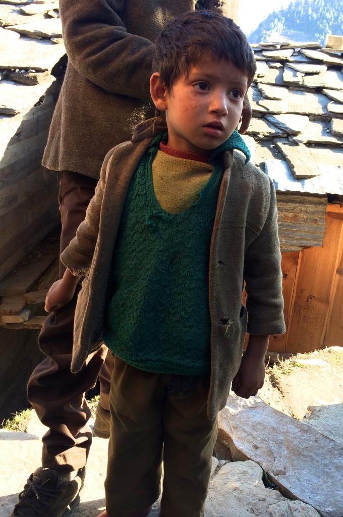 kid-in-the-village