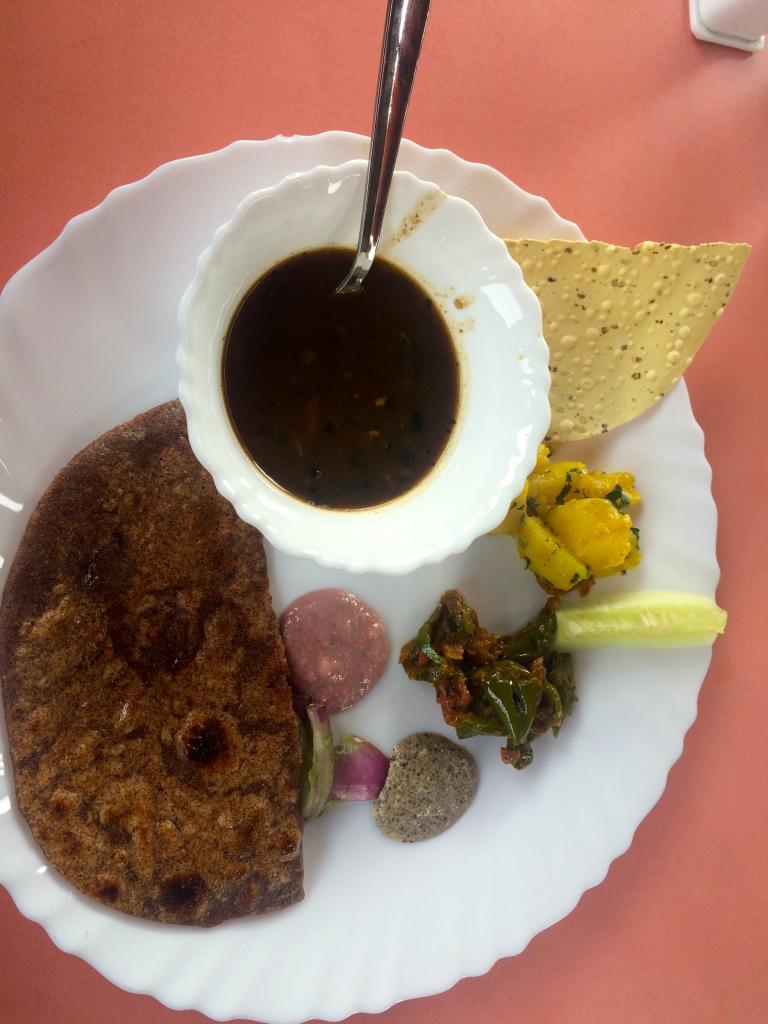 Traditional Kumaoni Food