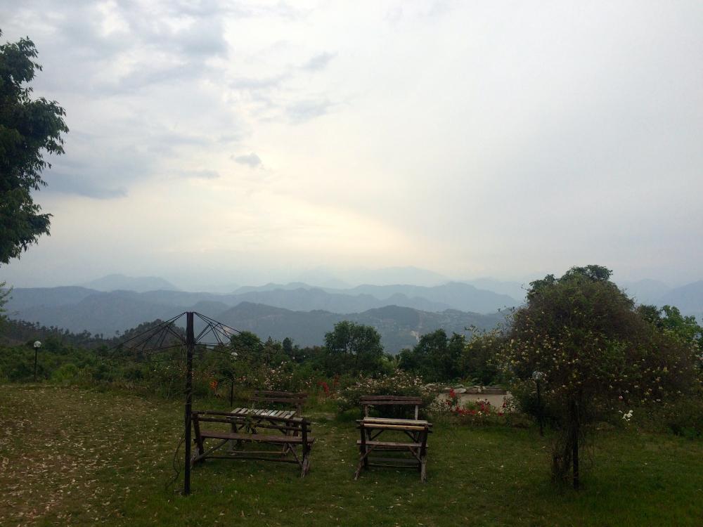 The Misty Mountains Jhaltola