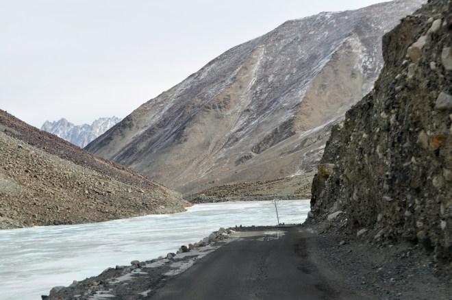 Life is a frozen highway
