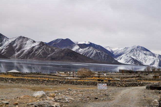 A picture perfect homestay in Spangmik Village