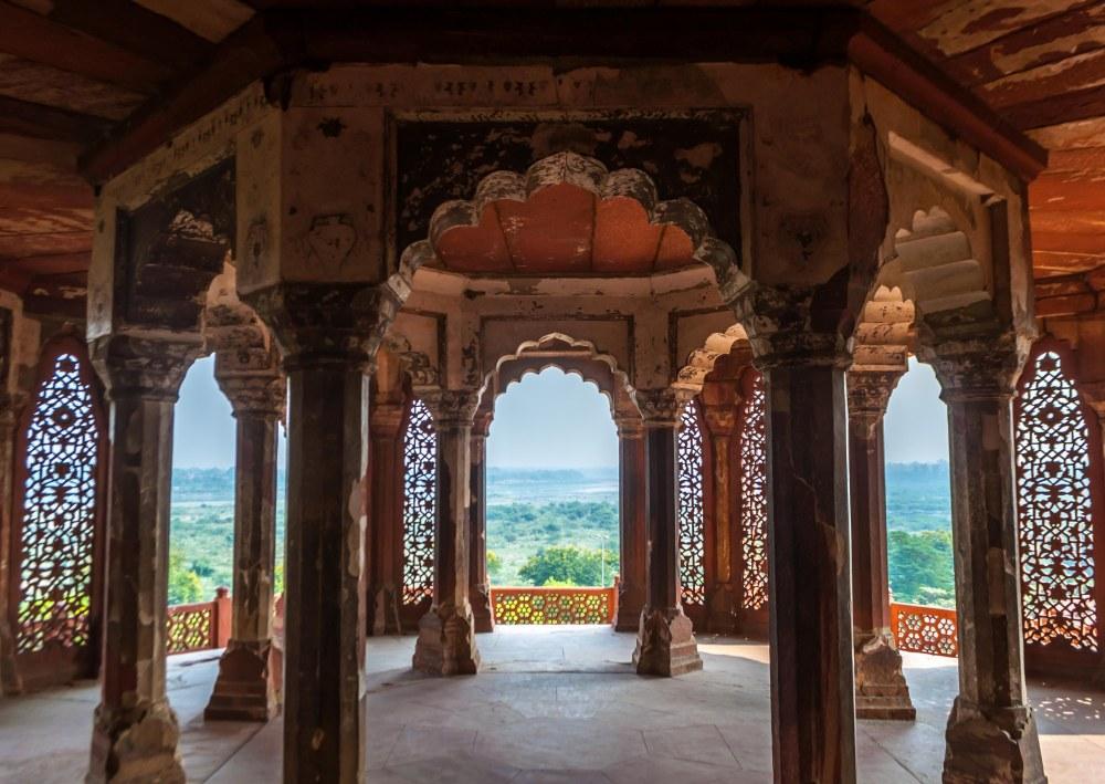 Musamman Burj Agra Fort