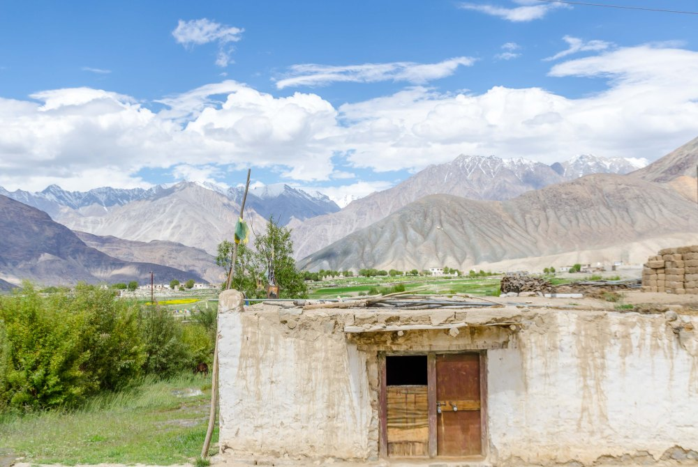 Khardung Village