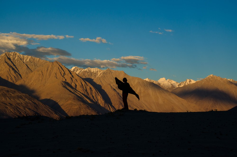 Silhouette Photography Ladakh