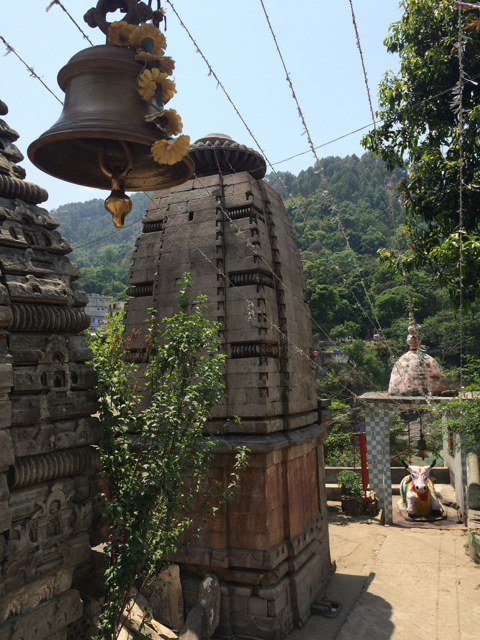 Shiva Temple at Thal