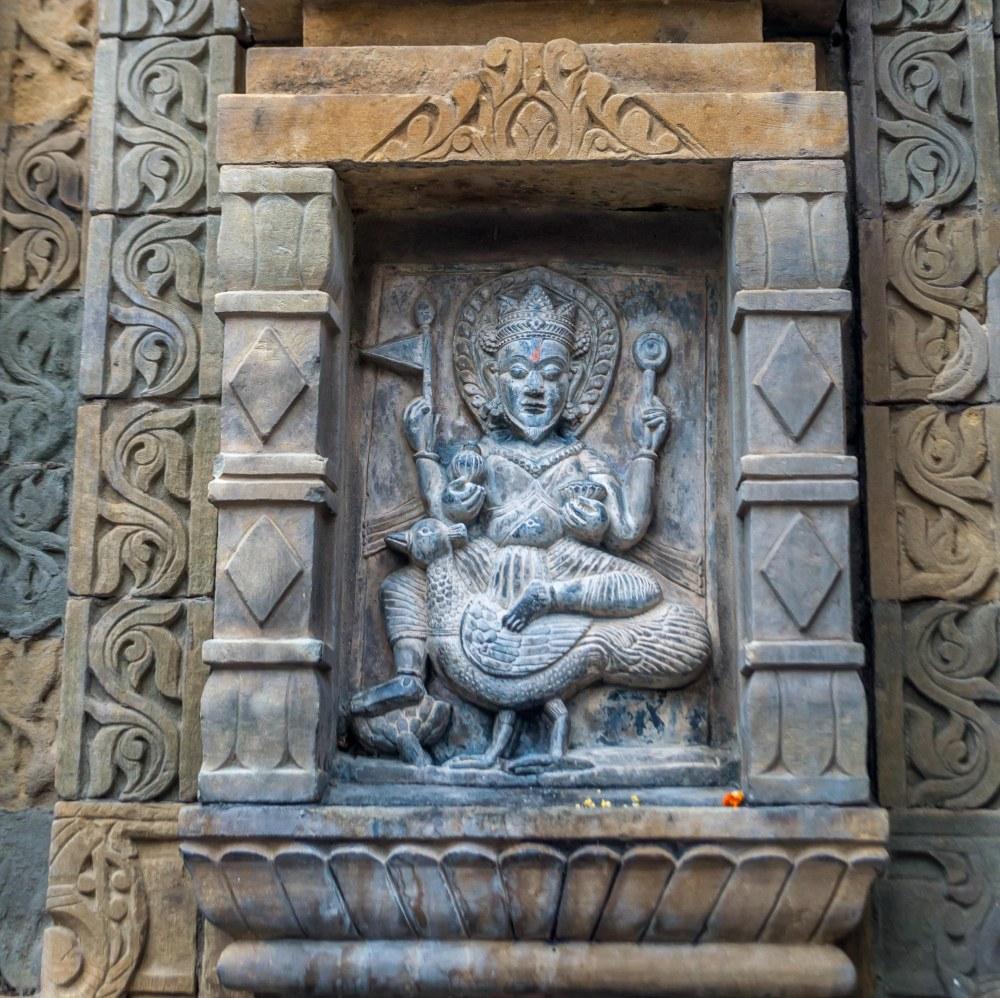 Stone sculpture Chamba