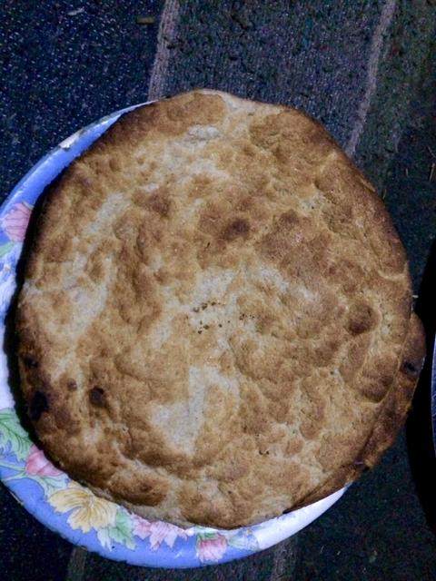 Local bread in Baltistan - Turtuk.