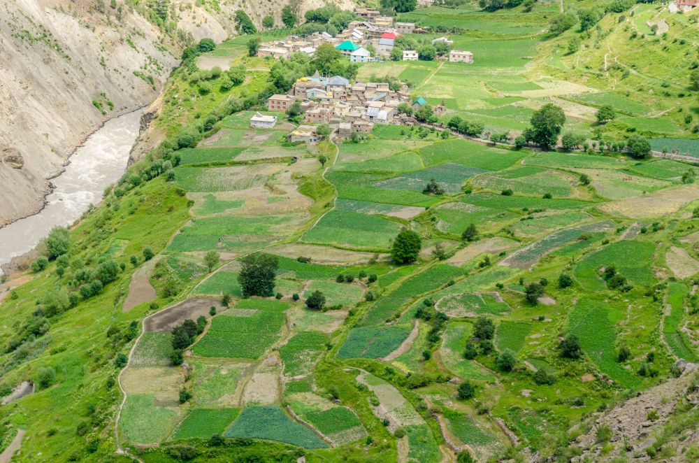 Pattan Valley Lahaul