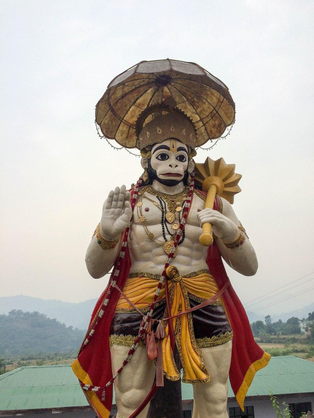 Near Naukuchiatal Temple