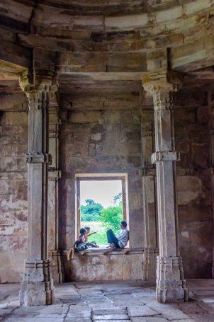 Champaner Pavagadh Archaeological Park