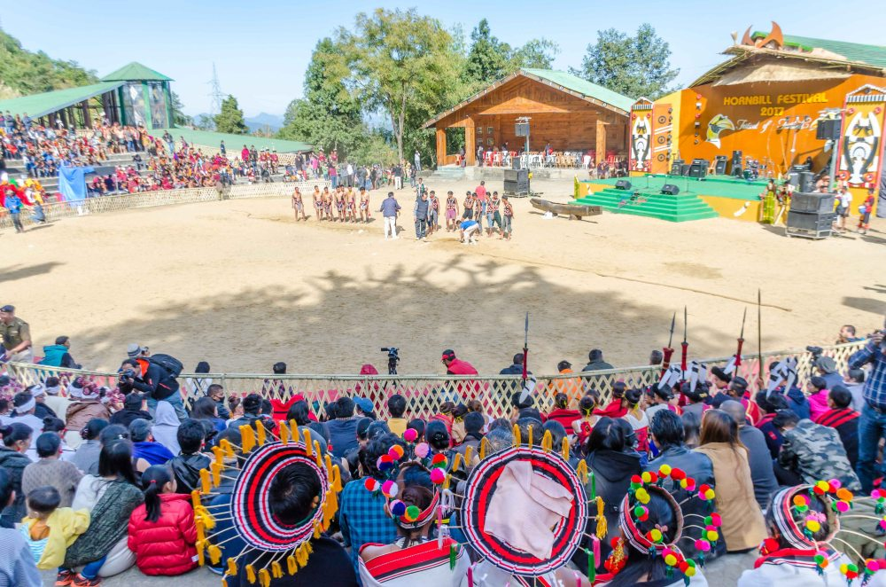 Hornbill Festival, Nagaland