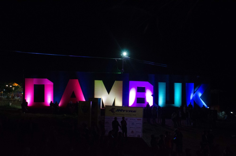 Orange Festival of Adventure & Music, Dambuk