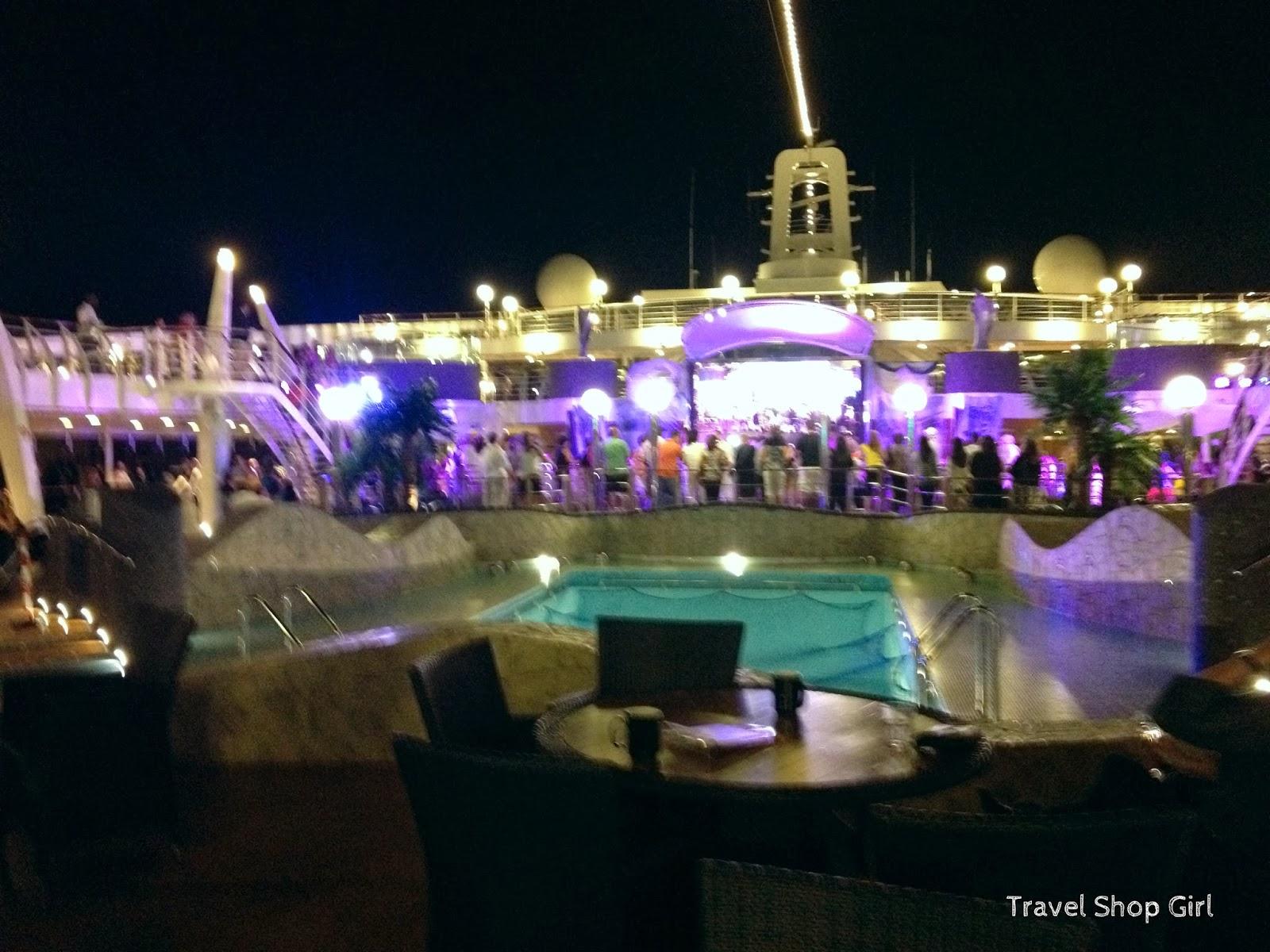 MSC Divina Pools Sun Amp Fun MSC Cruises Review Travel