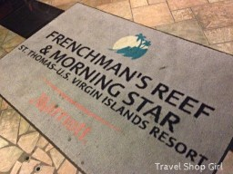 Entrance to Marriott Frenchman's Reef
