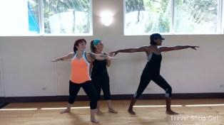 Yoga with Sharon Treinkman of StellarTimes Yoga