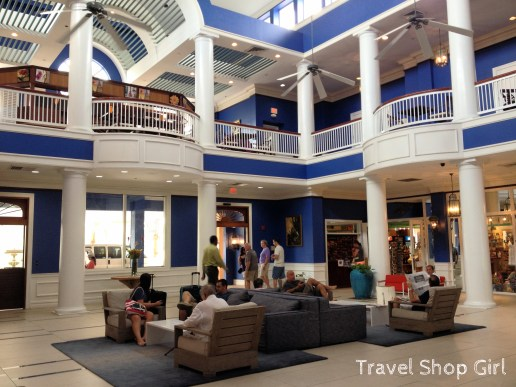 Lobby at Sugar Bay Beach Resort