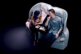 Premium Economy Spaceseat (Photo courtesy of Air New Zealand)