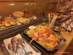 Breakfast at Hotel Drei Raben