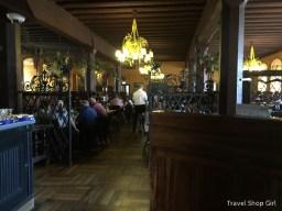 Dining in Nuremberg at Heilig-Geist-Spital | Travel Shop Girl